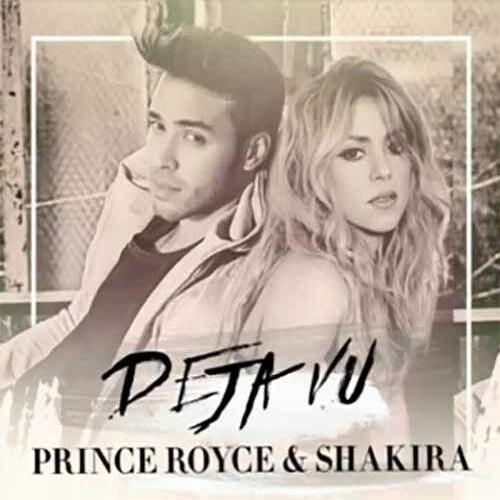 دانلود آهنگ جدید Shakira و Prince Royce به نام Deja Vu