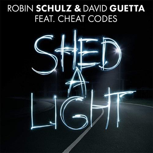 دانلود آهنگ جدید Robin Schulz و David Guetta با اسم Shed A Light